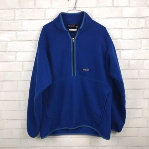 Patagonia Synchilla Zip Fleece Pullover J1831